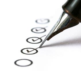 checklist zulassungsvoraussetzungen technische medizin